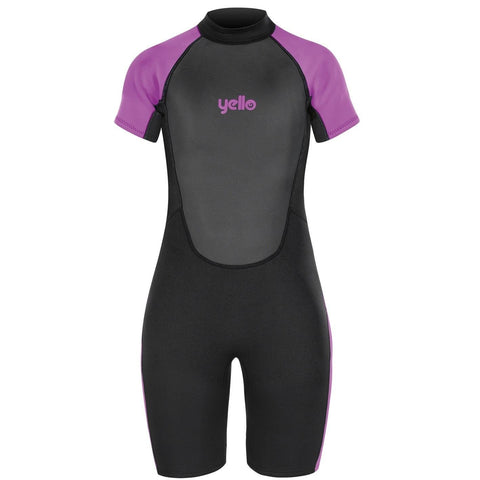 2mm Wetsuit Womens Sailfin Adult Full Length Or Shorty Neoprene