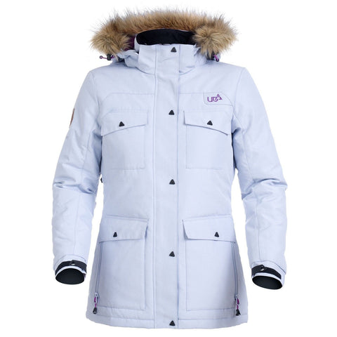 Womens Ebro Parka Jacket Ski Snowboard Waterproof Breathable