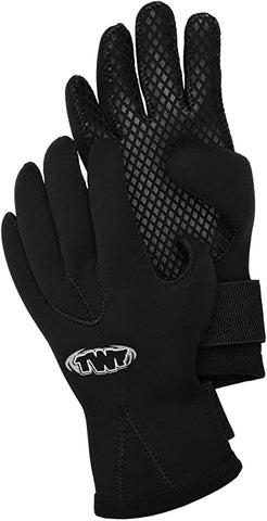 3mm Neoprene Grip Adult Unisex Gloves-Bob Gnarly Surf