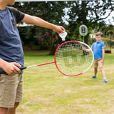 4 Player Pro Baseline Badminton Set-Bob Gnarly Surf