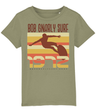 Kids Retro Classic 1972 Design T-Shirt-Bob Gnarly Surf