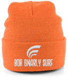 Classic Cuffed Pull On Beanie Hat