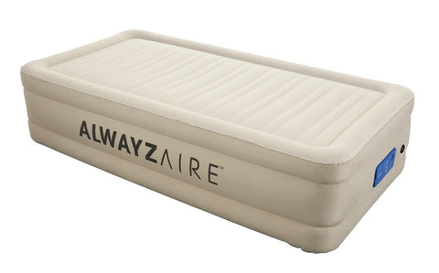 Twin Alwayzaire Airbed Fortech Inflatable Mattress