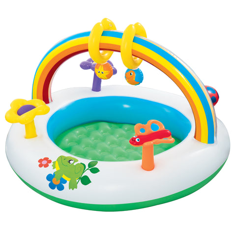 Rainbow Go & Grow Activity Gym-Bob Gnarly Surf