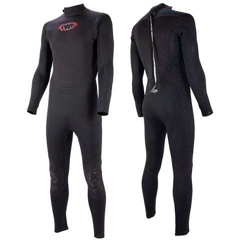 5/4/3 MM Mausered Fullsuit Wetsuit-Bob Gnarly Surf