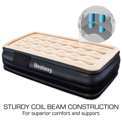 Single Dreamair Premium Airbed-Bob Gnarly Surf