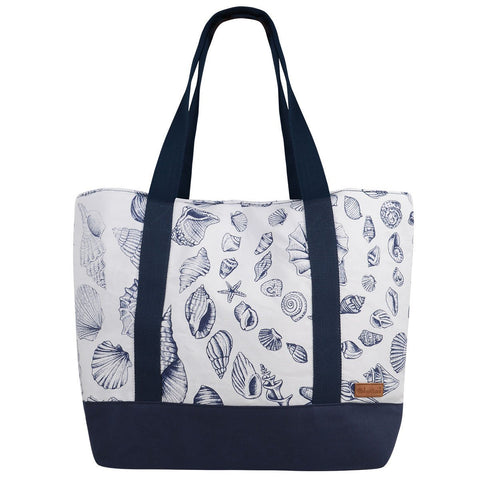 Hanalei White Shoulder Bag-Bob Gnarly Surf