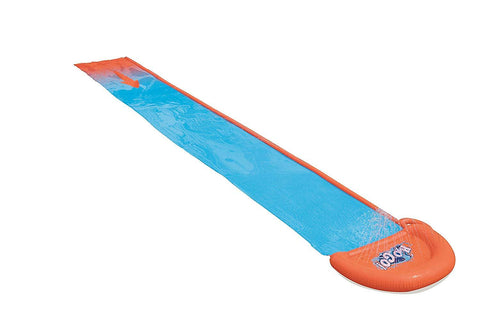 H20GO! Single Water Slide 5.5m-Bob Gnarly Surf