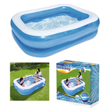 "79"" Family Inflatable Pool-Bob Gnarly Surf"