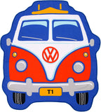 Volkswagen Large Beach Towel-Bob Gnarly Surf