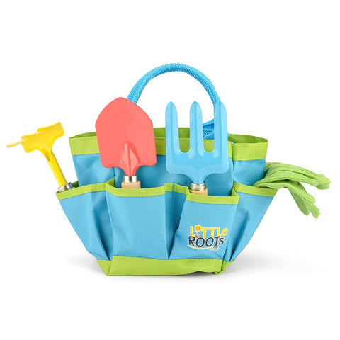 Kids Garden Tool Kit Bag - Bob Gnarly Surf