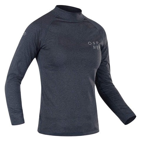 Women's Thermal Rash Vest Long Sleeve-Bob Gnarly Surf