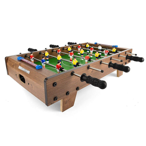 Power Play Table Top Football Foosball Game, 27 Inch