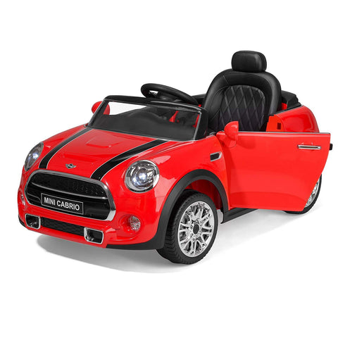 Mini Convertible Electric Ride On Car