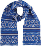 Mens Regent Knitted Wrapper Scarf-Bob Gnarly Surf