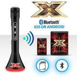 X Factor Mi-Mic Kararoke Microphone Speaker-Bob Gnarly Surf