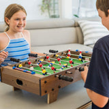 Power Play Table Top Football Foosball Game, 27 Inch - Bob Gnarly Surf