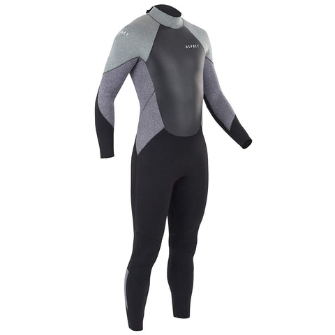 Osprey Boys' Zero 5mm Winter Full Length Wetsuit-Bob Gnarly Surf