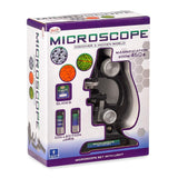 Kids Microscope Set with Light