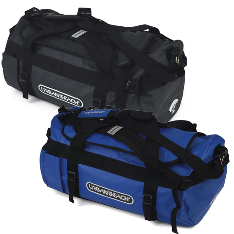 90 & 60 Litre Waterproof Adventure Duffel Kit Bag-Bob Gnarly Surf