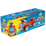 Kids Electric Ride on Fire Engine