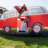 Volkswagen Camper Van Kids Pop Up Tent-Bob Gnarly Surf