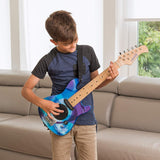 "Kids 30"" Electric Guitar Starter Set-Bob Gnarly Surf"