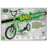 Xootz BMX Stunt Scooter for Kids-Bob Gnarly Surf