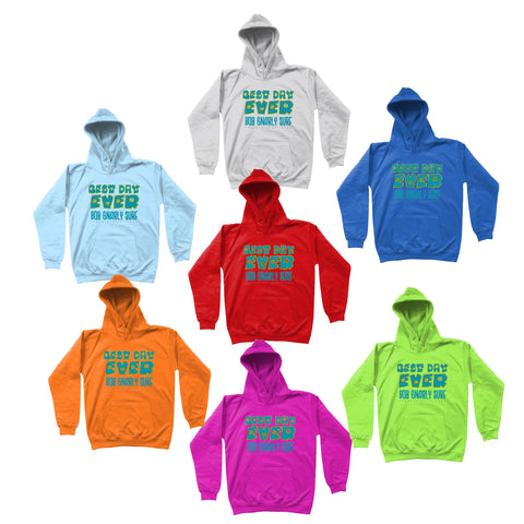 Kids Best Day Ever Hoodie