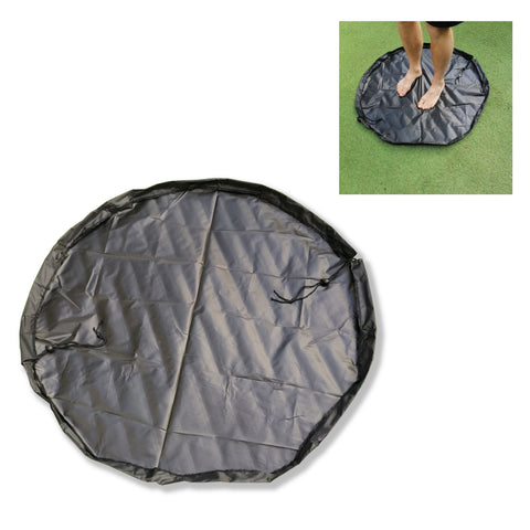 90cm Waterproof Changing Mat Draw Cord Bag