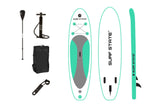 10' Inflatable SUP Board Package