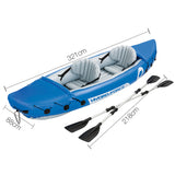 Hydro-ForceTM Lite-Rapid X2 Kayak-Bob Gnarly Surf