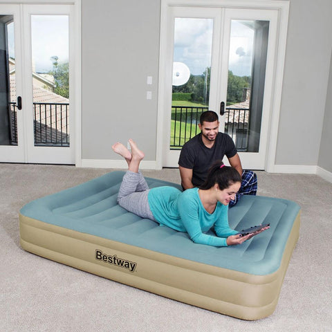 "Queen 14"" Essence Fortech Airbed-Bob Gnarly Surf"
