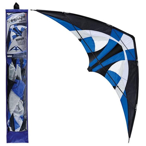 Quasar Freestyle Stunt Kite-Bob Gnarly Surf
