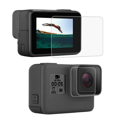 Screen Protector for GoPro Hero 7 / 6 / 5-Bob Gnarly Surf