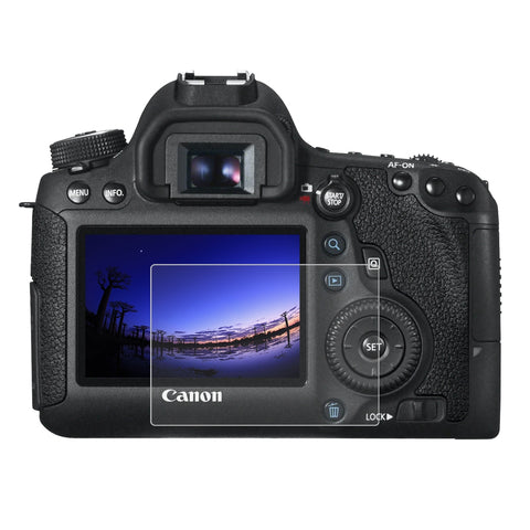 Puluz Tempered Glass Screen Protector For Canon 6D-Bob Gnarly Surf
