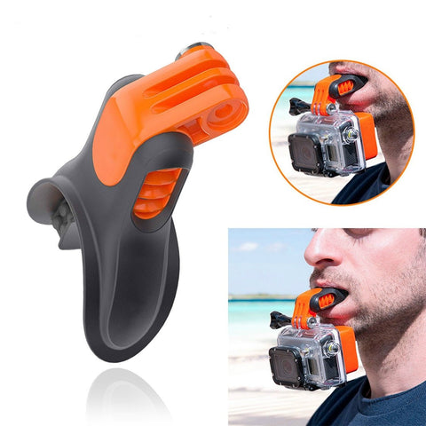 Mouth Mount for GoPro Cameras-Bob Gnarly Surf