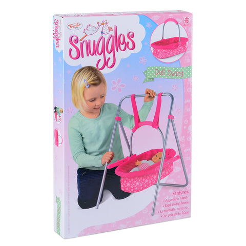 Snuggles Doll Swing