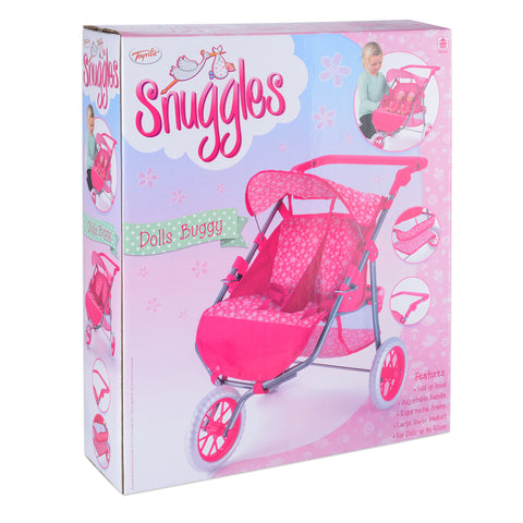 Snuggles Twin Dolls Buggy