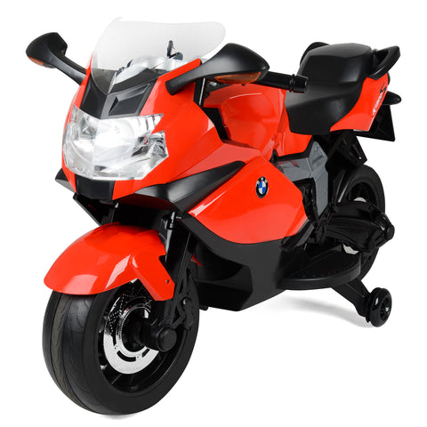 Toyrific BMW Bike Electric Ride On - Red-Bob Gnarly Surf