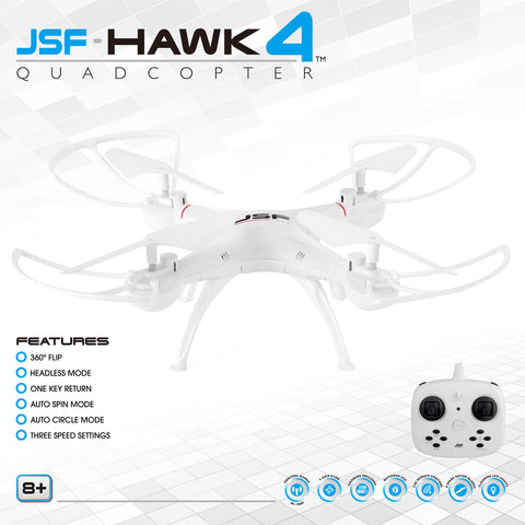 JSF Hawk 4 Quadcopter