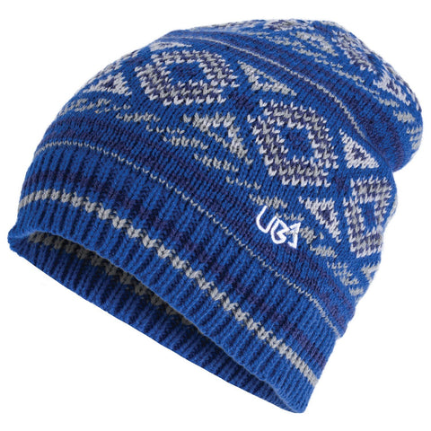 Men's Nomad Patterned Beanie One Size-Bob Gnarly Surf