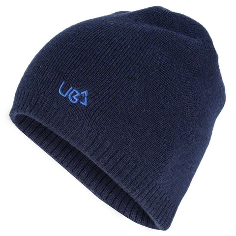 Mens Nomad Beanie Navy One Size-Bob Gnarly Surf