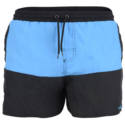 Men's Chopes Swim Shorts Blue Teal-Bob Gnarly Surf