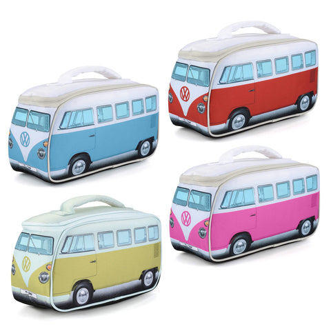 VW Camper Van Lunch Bag Adults & Kids-Bob Gnarly Surf