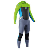 Mens 3mm Full Length Wetsuit-Bob Gnarly Surf