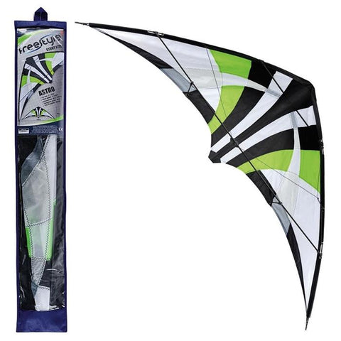Astro Freestyle Stunt Kite-Bob Gnarly Surf