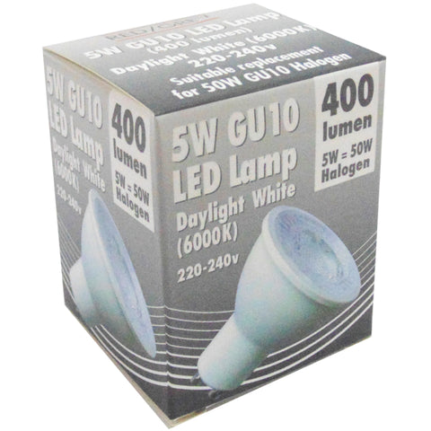 LED GU10 5W Daylight
