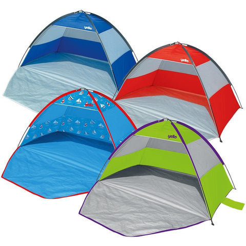 Beach Shelter Tent Zip Closure Festival Camping Fishing Picnic Waterproof-Bob Gnarly Surf