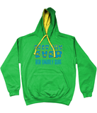 Best Day Ever Unisex Hoodie-Bob Gnarly Surf